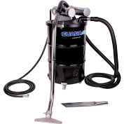 "55 Gallon Dual B Vacuum Unit w/ 2"" Inlet & Attachment Kit - Static Conductive"