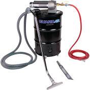 "55 Gallon Dual B Pneumatic Vacuum Unit w/ 1.5"" Inlet & Attachment Kit"