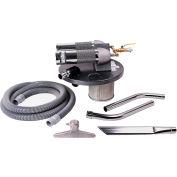 "Guardair 55 Gallon Dual B Pneumatic Vacuum Generating Head w/ 2"" Inlet & Attachment Kit - N552BK"