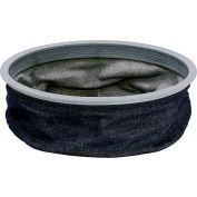 Standard Filter Cloth - 15 Gallon Nortech Pneumatic Vacuum - Pkg Qty 2