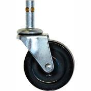 Dolly Caster - 4,8,15 Gallon Nortech Pneumatic Vacuum - Pkg Qty 5