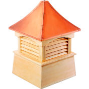 "Good Directions Coventry Wood Cupola 18"" x 24"""
