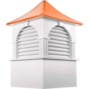"Good Directions Farmington Vinyl Cupola 72"" x 109"""
