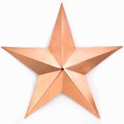 Good Directions Medium Copper Star, Polished Copper Decor