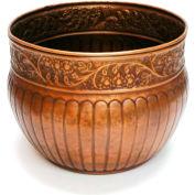 """Good Directions 449VB, La Jolla Hose Pot, Venetian Bronze, 21""""D"""