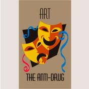 "Art Anti-Drug Mat - 36"" x 60"""