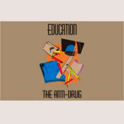 "Education Anti-Drug Mat - 48"" x 72"""