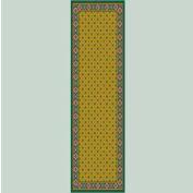 """Decor Mat - Green 36"""" x 120"""""""