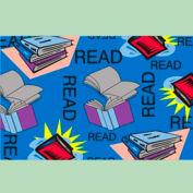 """Read Books Mat - 48"""" x 72"""""""