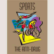 """Sports Anti-Drug Mat - 72"""" x 96"""""""