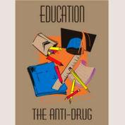 "Education Anti-Drug Mat - 72"" x 96"""