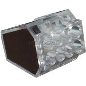 Gardner Bender 10-PC8 Pushgard® Push-In Connector, 8 Port, 50 pieces/Jar. - Pkg Qty 6