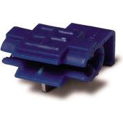 Gardner Bender 20-100 Tap Splice, 18-14 Awg, Blue - 5 pk.