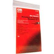 Gardner Bender 42-029 Wire Marker Booklet, 1-45