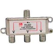 Gardner Bender GDC-3W2G Satellite/Digital TV Splitter - 3 Way
