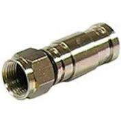 Gardner Bender GDC-6C F-Series Compression Connector (Rg-6) - 50 pack