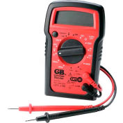 Gardner Bender Digital Multimeter, 4 Func, 14 Range, Manual