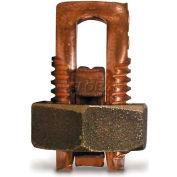 Gardner Bender Gsbc-1/0 Copper Split Bolt Connectors, 1/0 Awg Max