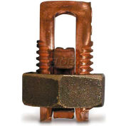 Gardner Bender Gsbc-8 Copper Split Bolt Connectors, 8 Awg Max