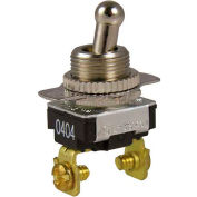 Gardner Bender GSW-124 Short Ball Toggle, SPST 6a 120vac, O/F