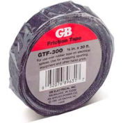 "Gardner Bender GTF-600 Friction Tape, 3/4"" X 60', Black"
