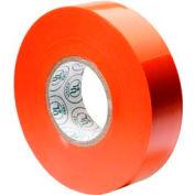 """Gardner Bender GTO-667P Electrical Tape, 3/4"""" X 66' X 7 Mil, Orange, Puck"""