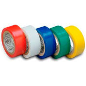 "Gardner Bender GTPC-550 Electrical Tape, 1/2"" X 20', Assorted Colors - 5 Pk"