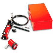 Gardner Bender Hydraulic Slug-Out™ Set W/O Punches And Dies And With Ph20 Hand Pump