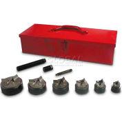 """Gardner Bender Super Stainless Steel Slug-Out™ Set, 1/2-2"""""""
