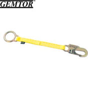 "Gemtor 540PS, D-Ring Extension 18"" - Locking Snaphook"