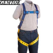 Gemtor 832-2, Full-Body Harness - Universal - Quick Connect Chest Strap