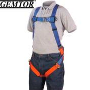 Gemtor 932-2, Full-Body Harness - Universal - Friction Buckle Leg Straps