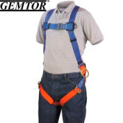Gemtor 932H-2, Full-Body Harness - Hip D-Rings - Universal - Friction Buckle Leg Straps