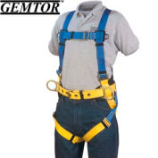 Gemtor 955H-4, Full-Body Harness - Hip D-Rings - XL
