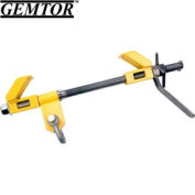 """Gemtor VBA-121, Fixed Beam Anchor Fits 4"""" - 12"""" Wide"""