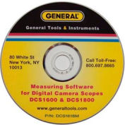 General Tools DCS1618M Measuring Attachment and Software For Dcs1800 and Dcs1600
