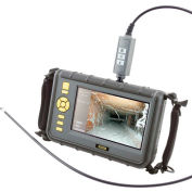 "General Tools DCS2000 Super High-Performance VGA Recording Video Borescope System w/ 7"" LCD Screen"