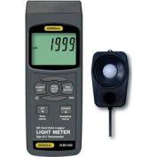 General Tools DLM112SD Light Meter w/ Data Logging SD Card, DLM112SD