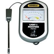 General Tools Glmm100 Soil Moisture & Light Meter - Pkg Qty 5