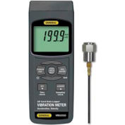 General Tools VM8205SD Vibration Meter w/ Data Logging SD Card, VM8205SD