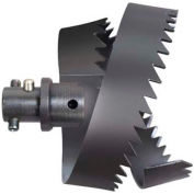 """General Wire L-4RSB 4"""" Rotary Saw Blade W/ L-Connector"""