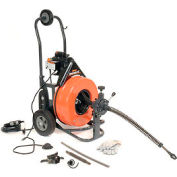 """General Wire PS-92-C Electric Floor Model Machine w/Power Feed,100'x3/4"""" Cable & Cutter Set"""