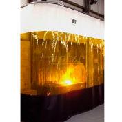 Goff's Weld Curtain w/Hardware 12'W x 9'H