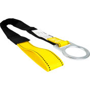 Guardian 10715, 4' Concrete Anchor Strap, Loop & D-Ring Ends