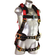 Guardian 11171, Seraph Construction Harness, D-Rings, XL-2XL