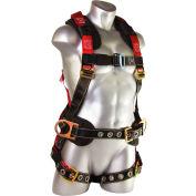 Guardian 11173, Seraph Construction Harness, D-Rings, M-L