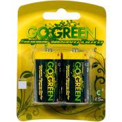 Power By GoGreen 21003 C Super Heavy Duty Battery  - Pkg Qty 24