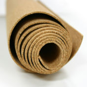 """Ghent® Natural Cork Roll, 432""""W x 48""""H x 1/4""""D"""