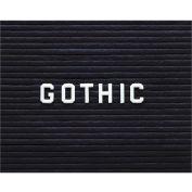 "Ghent® Letter Set - Gothic 1""H"