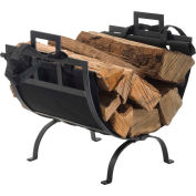 Pleasant Hearth Log Holder with Canvas Tote 1085